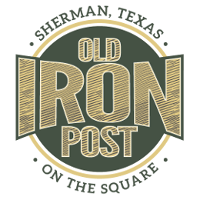 Old Iron Post