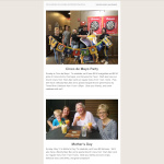 May 2019 newsletter